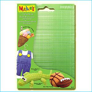 Makins Texture Sheet Set - B