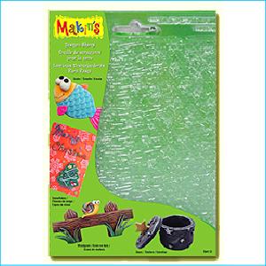 Makins Texture Sheet Set - D