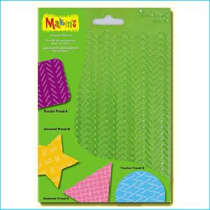 Makins Texture Sheet Set - G