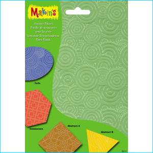 Makins Texture Sheet Set - H