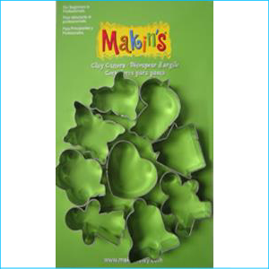 Makins Everyday Cutter Set 9 Piece
