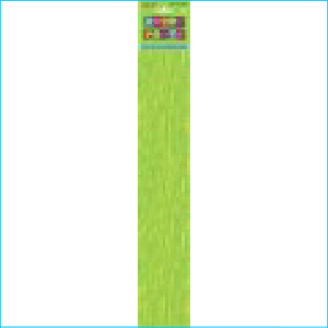 Crepe Paper Lime Green 1.83m