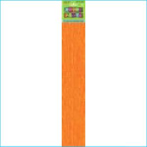 Crepe Paper Orange 1.83m