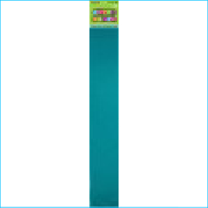 Crepe Paper Turquoise 1.83m