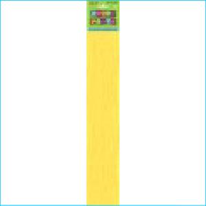 Crepe Paper Yellow 1.83m