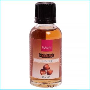 Roberts Flavour Hazelnut 30ml