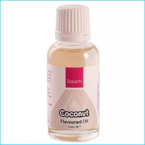 Roberts Flavour Oil Coconut 30ml