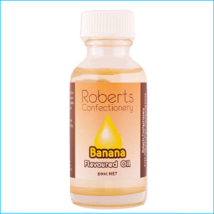 Roberts Flavour Oil Banana 30ml