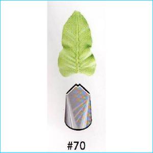 Wilton Piping Tip 70 Leaf
