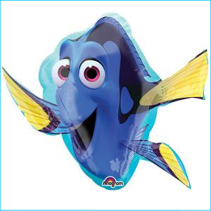 Finding Dory Supershape