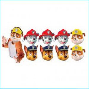 Paw Patrol Masks 8pk