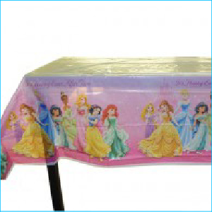 Disney Princess Party Tablecover Pk 1