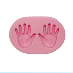 Silicone Mould Baby Hands
