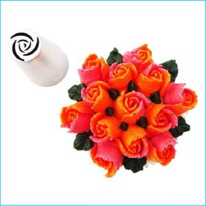 BG Specialty Piping Tip 7 Petal Rose