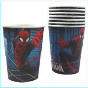 Spiderman (OLD) Party Cups Pk8