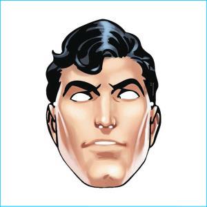 Superman Masks Pk 8