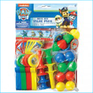 Paw Patrol Mega Mix Favour Pack