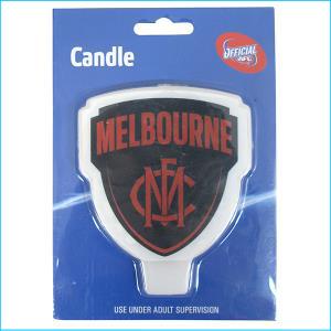 AFL Candle Melbourne Demons