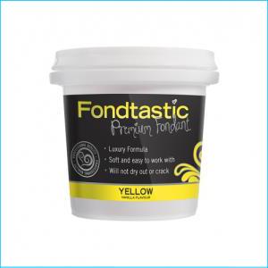 Fondtastic Fondant Yellow 226g