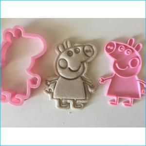 Stamp Cutter Peppa Pig