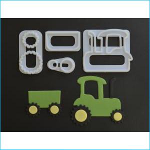 FMM Cutter Tractor Set