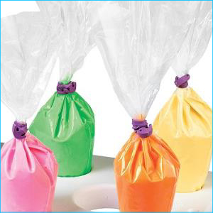 BG Icing Bag Ties Pk 5