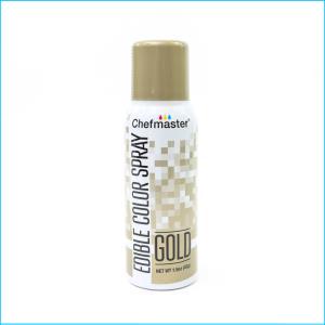 Chefmaster Edible Spray Gold 42g