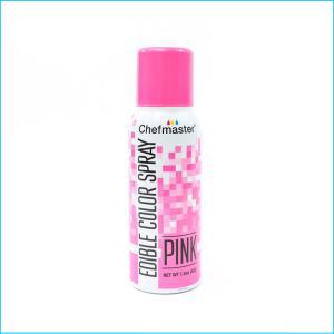 Chefmaster Edible Spray Pink 42g