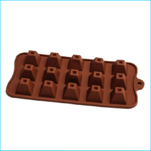 Silicone Chocolate Mould Pyramid