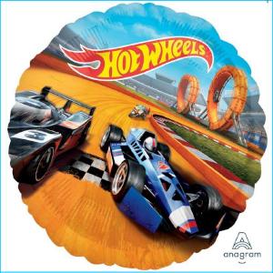 Foil 43cm Hot Wheels