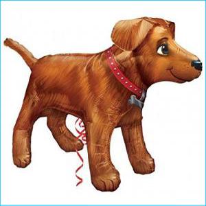 Golden Dog Supershape