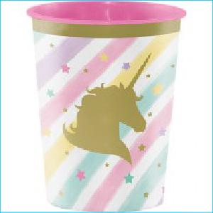 Golden Unicorn Party Souvenir Cup