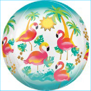 Lets Flamingle Flamingos Orbz