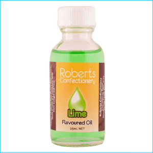 Roberts Flavour Oil Lime 30ml