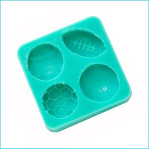 Silicone Mould Sports Balls