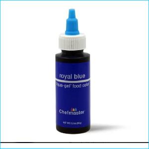 Chefmaster Liqua Gel Royal Blue 65g