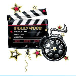 Hollywood Clapboard Supershape