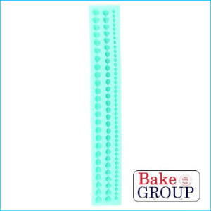 Silicone Mould Mixed Beads 4, 6 & 8mm
