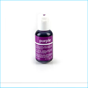 Chefmaster Liqua Gel Purple 20g