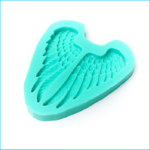 Silicone Mould Pegasus Wings