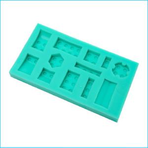 Silicone Mould Lego Blocks