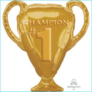Supershape Gold Trophy Champion #1