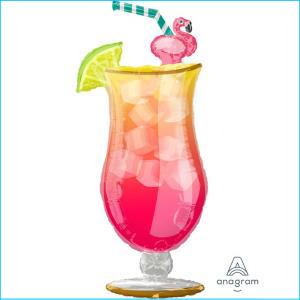 Tropical Cocktail Supershape