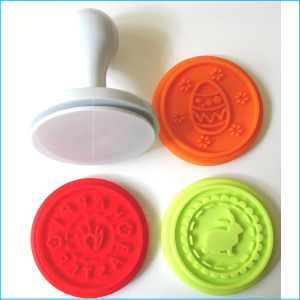 Silicone Stamp Easter Set 4