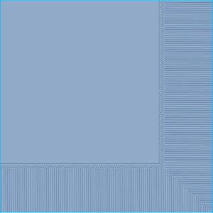 Pastel Blue Beverage Napkin pk20