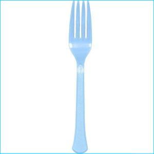 Pastel Blue Fork pk20