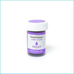 Chefmaster Candy Colour Violet 20g