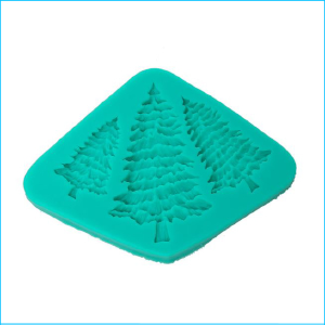 Silicone Mould Christmas Trees