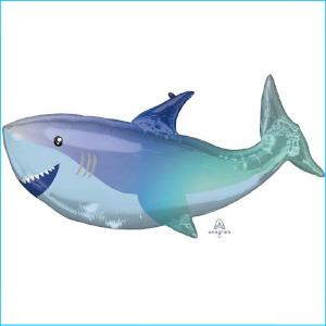 Super Foil Great White Shark 91cm