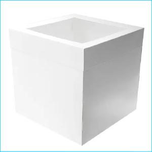 "Mondo Cake Box 14"" x 14"" x 12"""